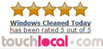 window cleaner reviews touchlocal