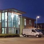 commercial window cleaners middlesbrough industrial estates