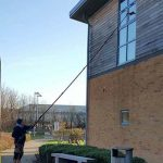 commercial window cleaning middlesbrough offices