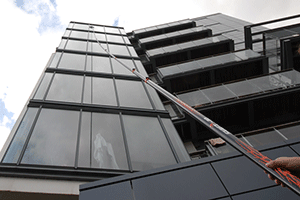 commercial window cleaning in Darlington