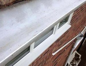 Gutters and fascias cleaned