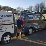 window cleaners in stockton on tees - our vans