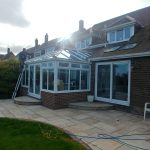 Durham - conservatory window cleaning