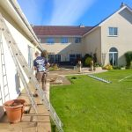 cleaning gutters, soffits and fascias near Stockton on tees