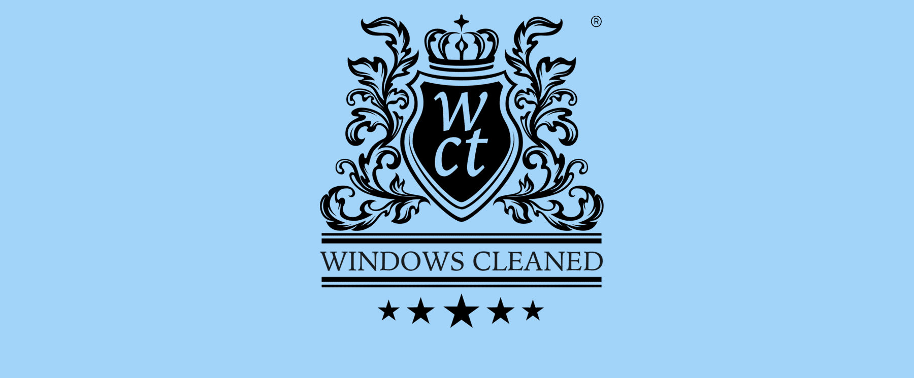Windows Cleaned Today logo