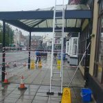 business window cleaning in Oxford